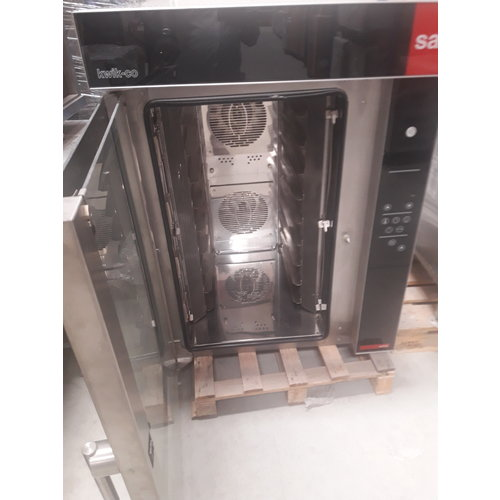 KX9+H 9 Trays Electric Convection Oven