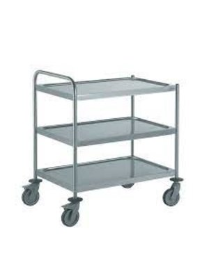 TOURNUS 801 603 Clearing trolleys with 1 arched handle