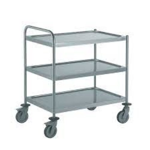 801 603 Clearing trolleys with 1 arched handle