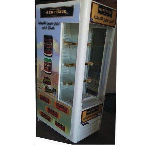 TSBOC-15 - Open Showcase Chiller, 3 Shelves