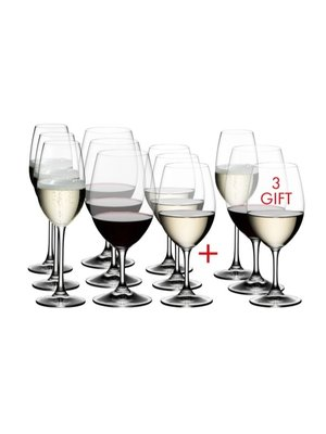 RIEDEL OUVERTURE PAY 9 GET 12  - (Box of 12)