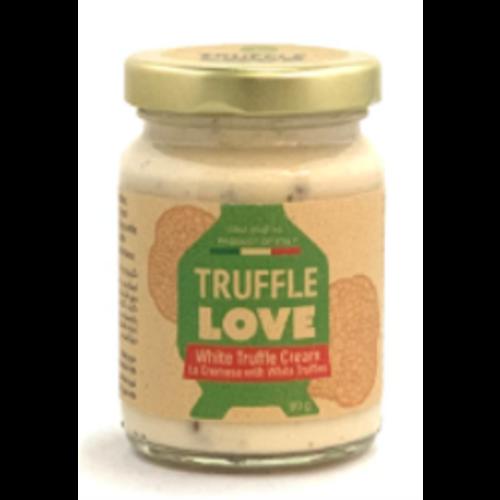 TRUFFLE LOVE Truffle Love White Truffle Cream 90 Grams