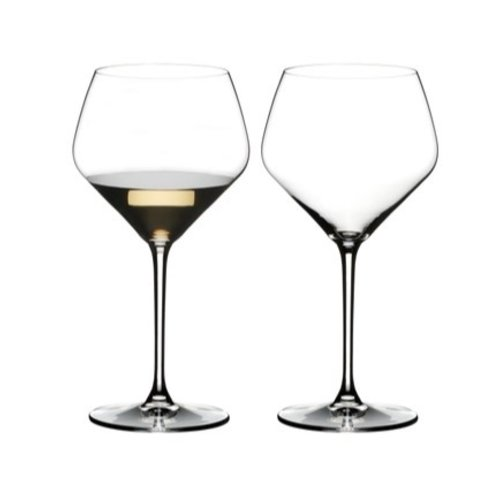 RIEDEL HEART TO HEART OAKED CHARDONNAY - (box of 2)