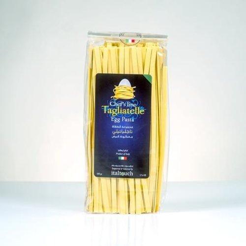 Tagliatelle Egg Pasta 1 Case - 6pcs x 500 Grams