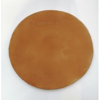 Pizza Stone for Grill and Oven - 33h 1,8 cm Extra Thick - Cooking & Baking Stone for Oven and BBQ Grill