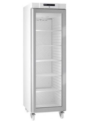 GRAM Compact KG 410 LG C 6W - Single Glass Door Upright Refrigerator