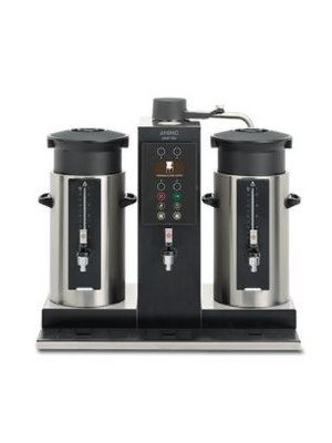 ANIMO CB 2X5W- Coffee Brewer with hot water tap