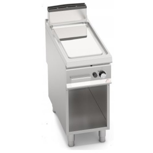 BERTO'S SG9FL4M/CPD - Smooth Gas Griddle (Compound) on Cabinet
