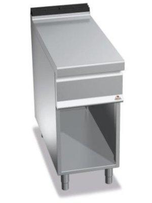 BERTO'S N9T4M - Plain Top on Cabinet, 900 mm Depth