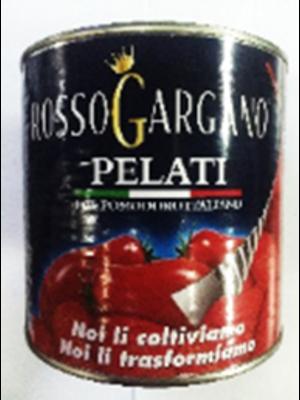 ROSSO GRAGANO Peeled Tomato (6 each case) 2.5 kg