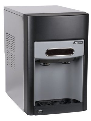 FOLLETT E7CI100A-IW-CF-ST-00 - Countertop Ice and Water Dispenser with Internal Filter