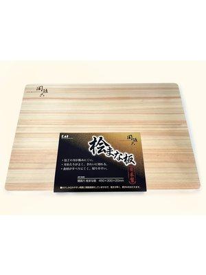 KAI Seki Mago Roku Hinoki Cutting Board 45x30x2cm