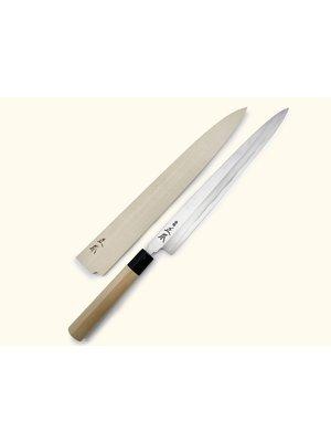 MASAMOTO SOHONTEN White Steel #2 Shiro-Ko Kasumi Yanagi - 300 mm
