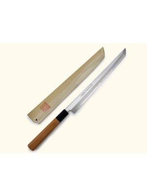 Sakai Ichimonji White Steel #1 Montanren Sakimaru Takohiki 270mm