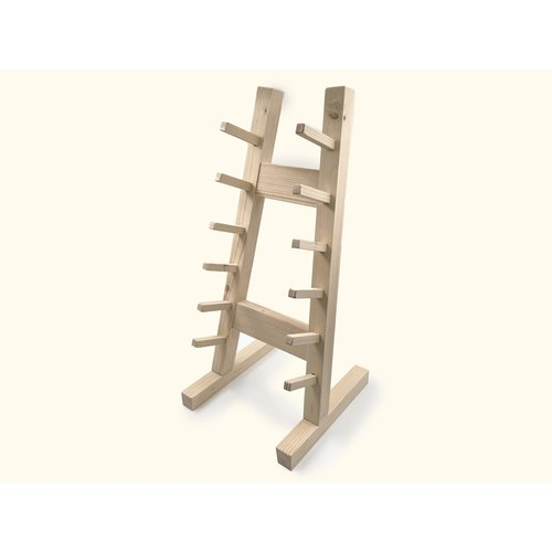 KUTO Wooden Knife Stand Large