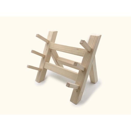 KUTO Wooden Knife Stand Small