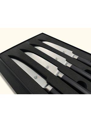 SHUN Classic Steak Knife Set