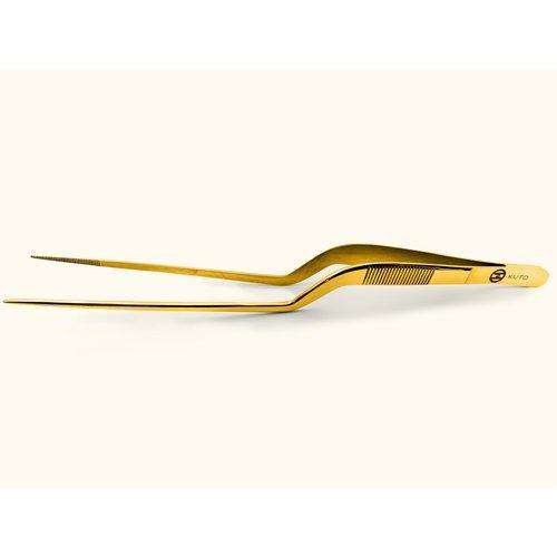 KUTO Gold Fine Plating Tweezers