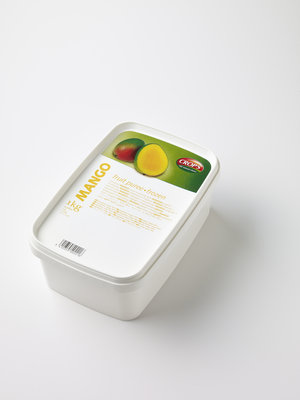 CROP'S FRUIT PUREE MANGO (1KG) FROZEN