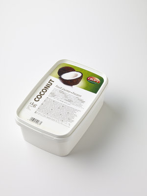 CROP'S FRUIT PUREE COCONUT (1KG) FROZEN