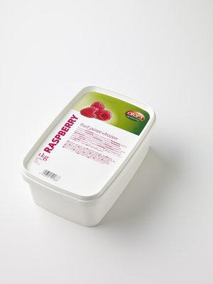 CROP'S FRUIT PUREE RASPBERRY (1KG) FROZEN