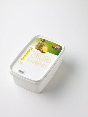 CROP'S FRUIT PUREE PINEAPPLE (1KG) FROZEN