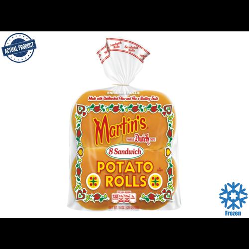 MARTIN'S Roll Potato Sandwich (8 pc/3.5 in)