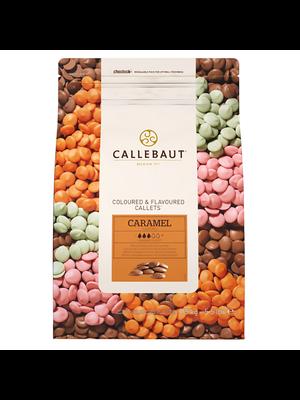 CALLEBAUT  Speciality Chocolate 31.1%, CARAMEL - 2.5kg Coins (Belgium)