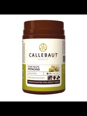 CALLEBAUT  Nut Based Filling 100% PURE PISTACHIO PASTE - 1kg Bucket (Belgium)