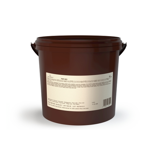 CALLEBAUT  Nut Based Filling 100%, PURE HAZELNUT PASTE - 5kg Bucket (Belgium)