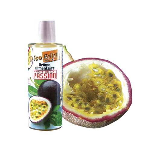 DECO RELIEF Concentrated Aroma PASSIONFRUIT - 125ml bottle (France)