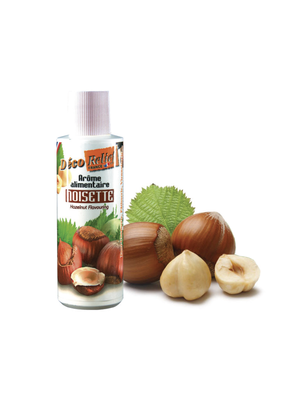 DECO RELIEF Concentrated Aroma HAZELNUT - 125ml bottle (France)