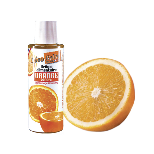 DECO RELIEF Concentrated Aroma ORANGE - 125ml bottle (France)