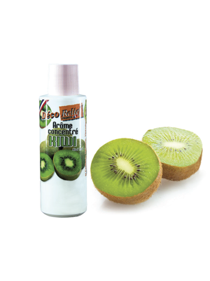 DECO RELIEF Concentrated Aroma KIWI - 125ml bottle (France)