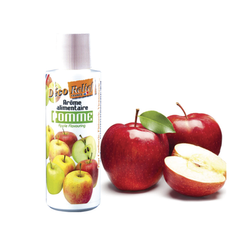 DECO RELIEF Concentrated Aroma APPLE - 125ml bottle (France)