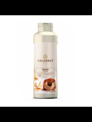 CALLEBAUT  Topping CARAMEL - 1lt Bottle (Belgium)