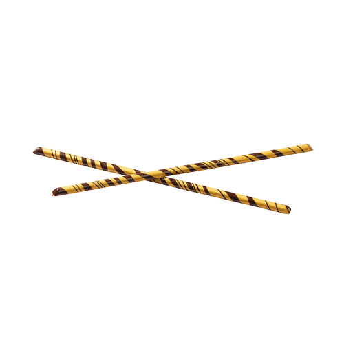 MONA LISA WANDS GOLD Dark Chocolate - 126pcs Box (290gr)  (Belgium)