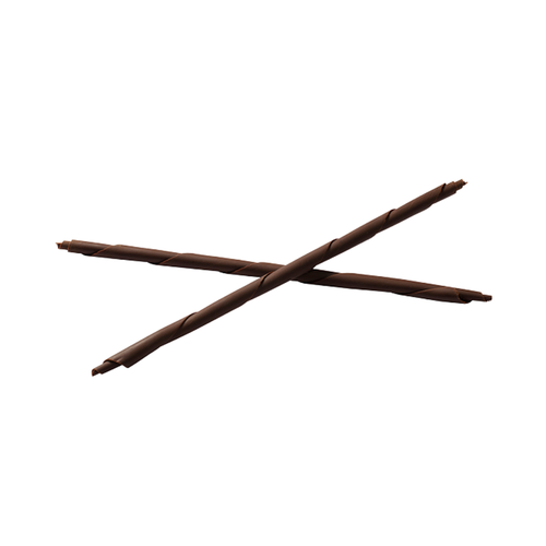 MONA LISA X-LARGE PENCILS Dark Chocolate - 115pcs Box (960gr) (Belgium)