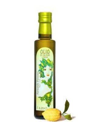 PENSATO FERNANDO Lemon Olive Oil 250ml (Italy)