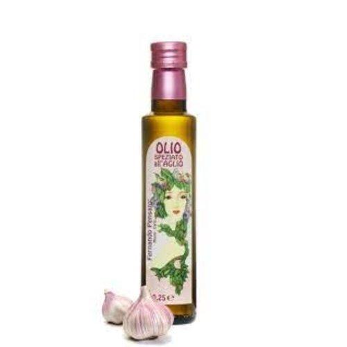 PENSATO FERNANDO Olive Oil Garlic 250ml (Italy)