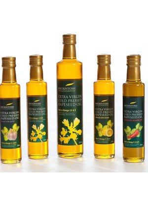 MACKINTOSH OF GLENDAVENY Infused Oil Garlic 500ml (UK)
