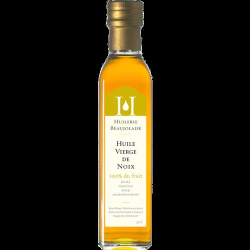 HUILERIE BEAUJOLAISE Virgin Walnut Oil 50cl (France)