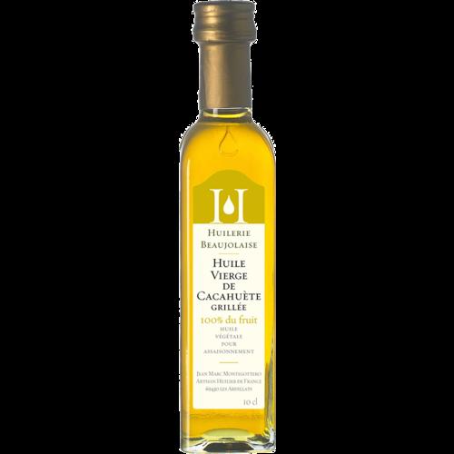 HUILERIE BEAUJOLAISE Virgin Roasted Peanut Oil 50cl (France)