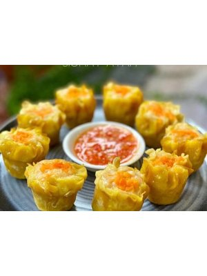 SMH Chicken Siew Mai Shitake Mshrm & Water Chestnut (240 each case) 20 g