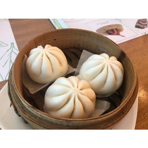 SMH HongKong BBQ Chicken Bun (75 each case) 40 g