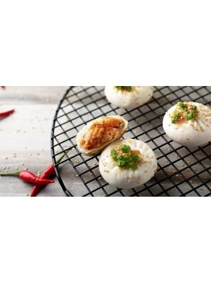 SMH Chilli Crab Bun - 100 pieces (30 g each)