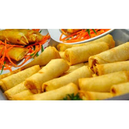 SMH Veg Teochew Spring Roll (20 cases of 20) 25 g