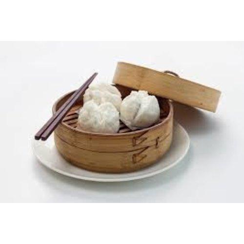 SMH Vegetarian Char Siew Dumpling (100 each case) 30 g