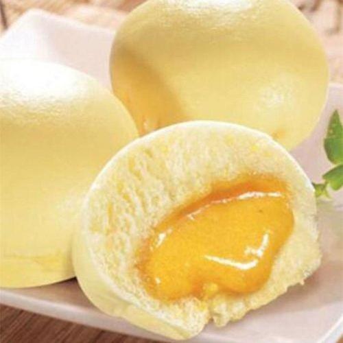 SMH Custard with Salted Egg Bun (100 each case) 30 g
