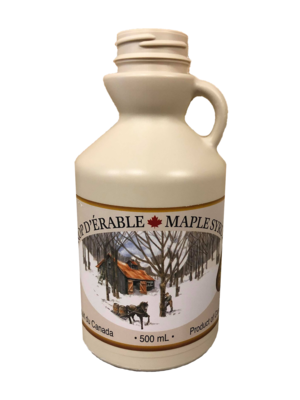 SUCRO BEC MAG Maple Syrup in Jar 500ml (Canada)